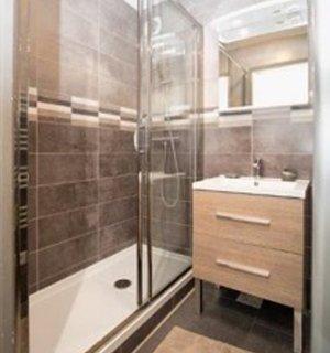 Rénovation complète d'une salle de bain 73500 LA NORMA