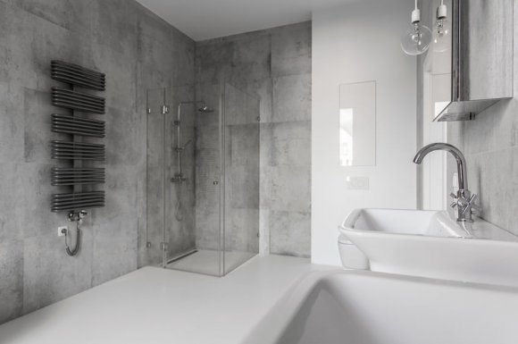 Rénovation de salle de bain clé en main dans une maison individuelle à Modane